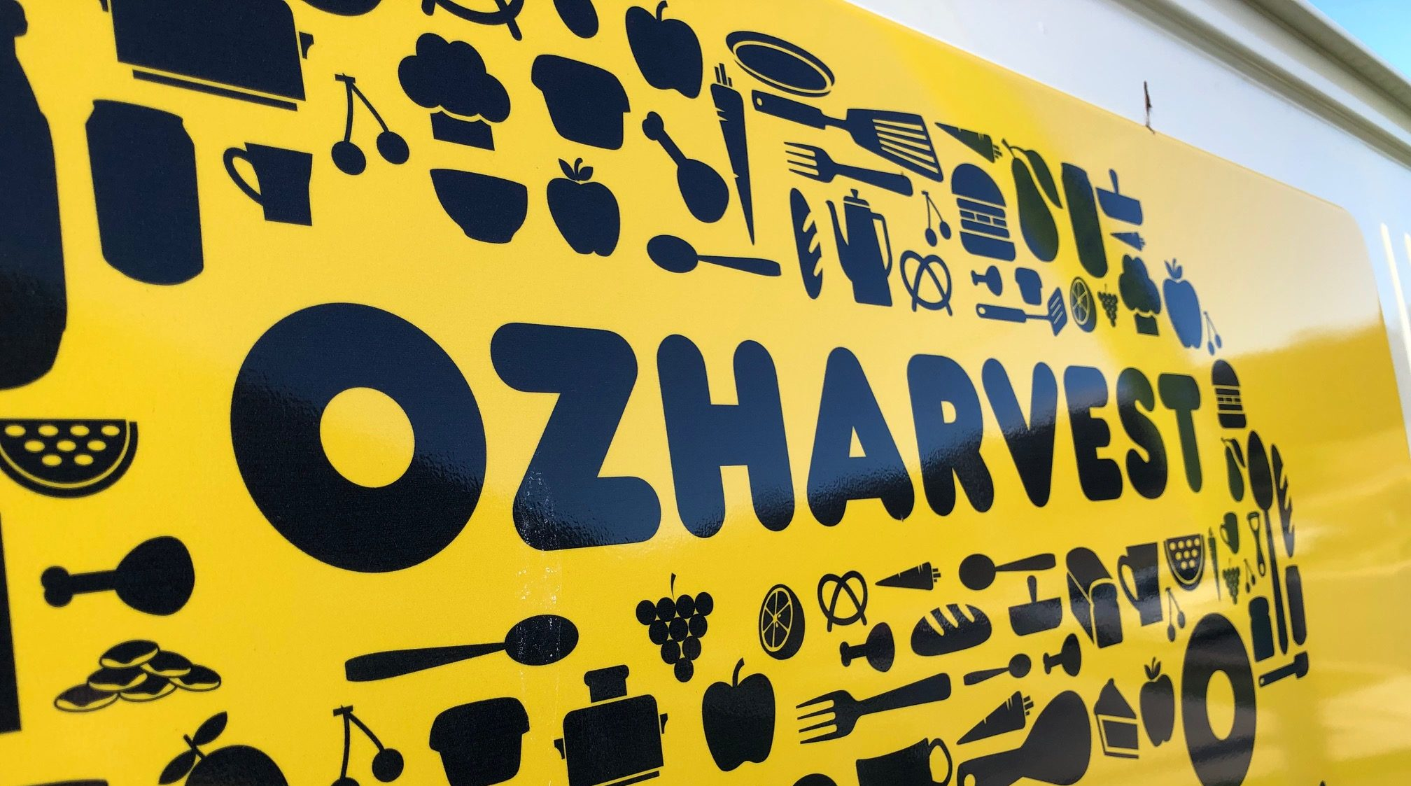 OzHarvest; Sovereign Hills